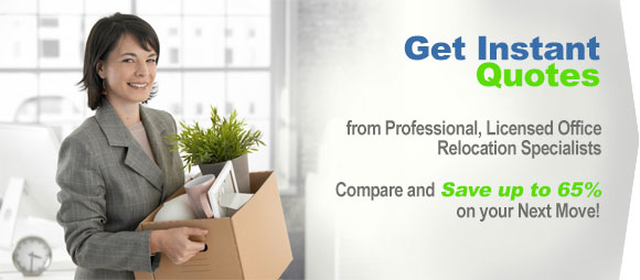 Find Professional Office Movers in Your Area